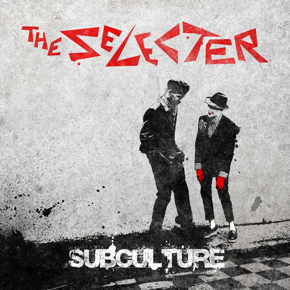 The Selecter Subculture Cover Art