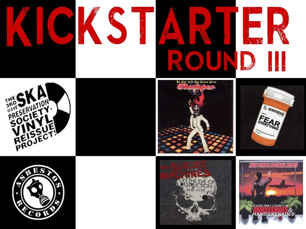 Asbestos kickstarter round 3