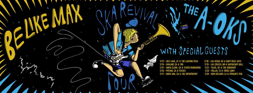 2015 ska revival tour header