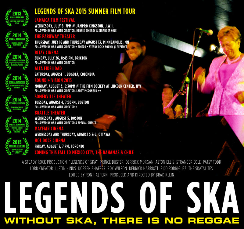 Legends of Ska, Ska Documentary