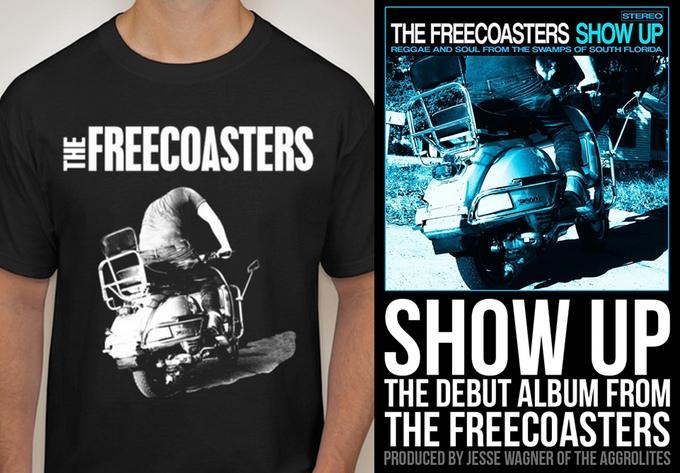 The Freecoasters Kickstarter