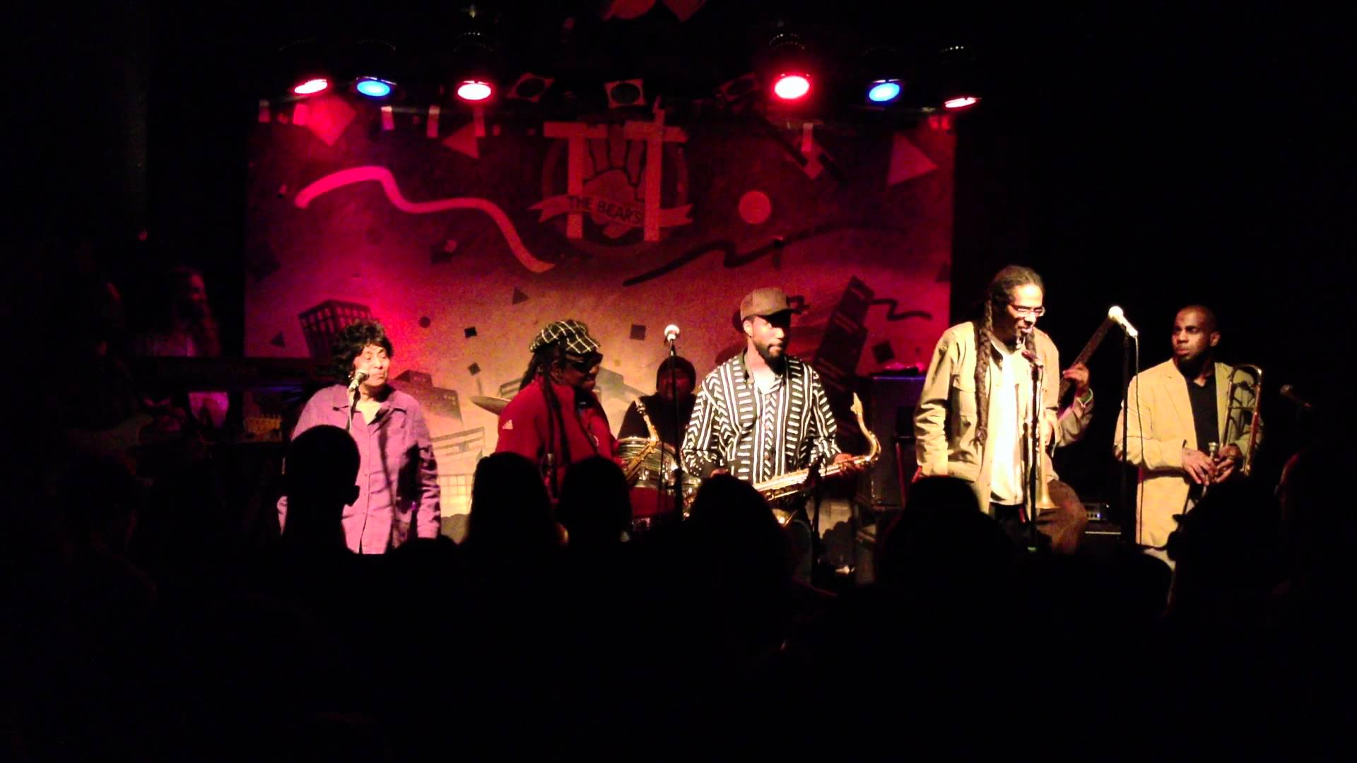 skatalites at tt the bears