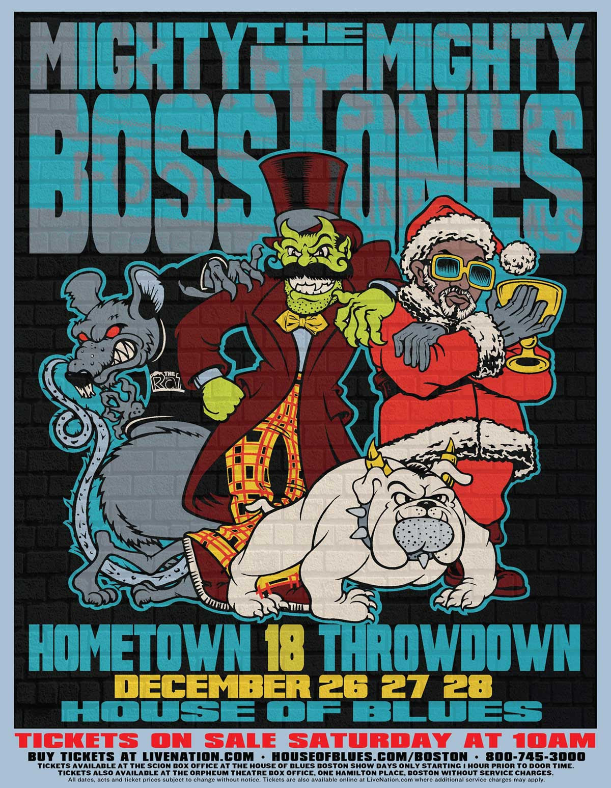 2015 Mighty Mighty Bosstones Hometown Throwdown 18