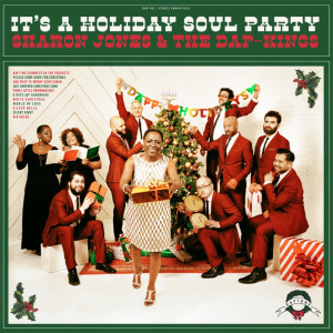 Sharon Jones Holiday Soul Party Cover Art