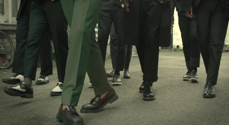 The Selecter - Walk The Walk - Music Video - Shoes and Style