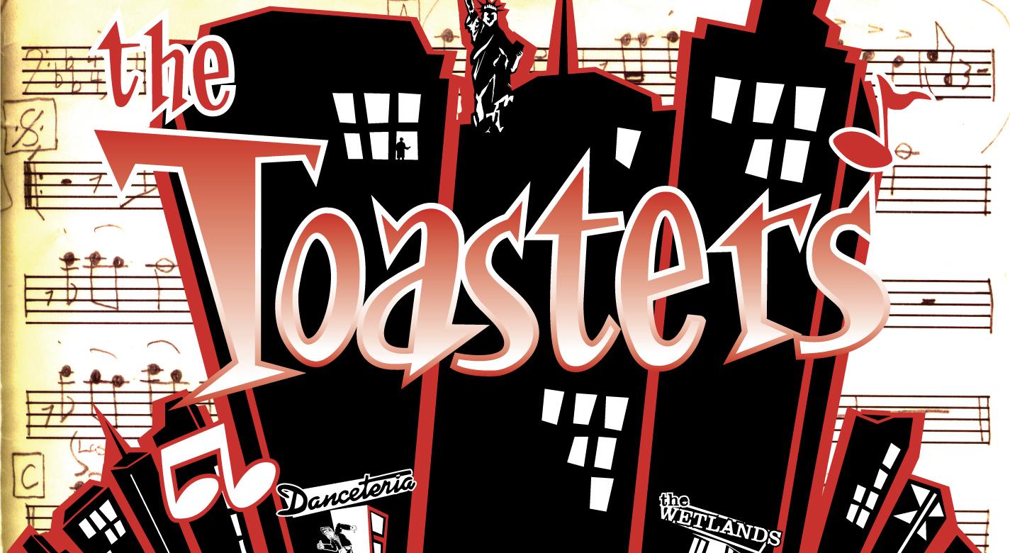 The Toasters Dub 56 Header