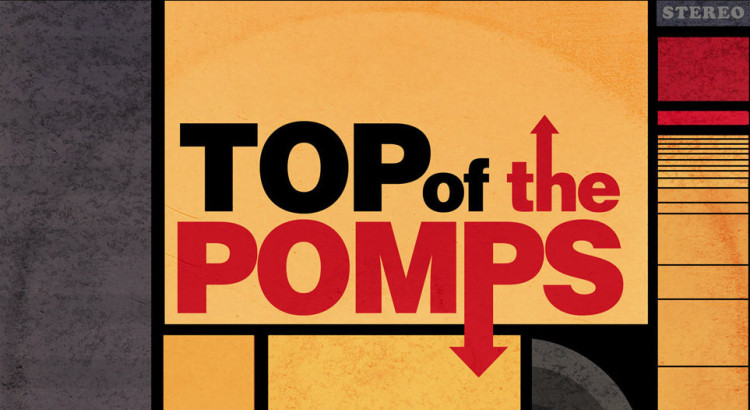 Top of the Pomps Cover Art - Header