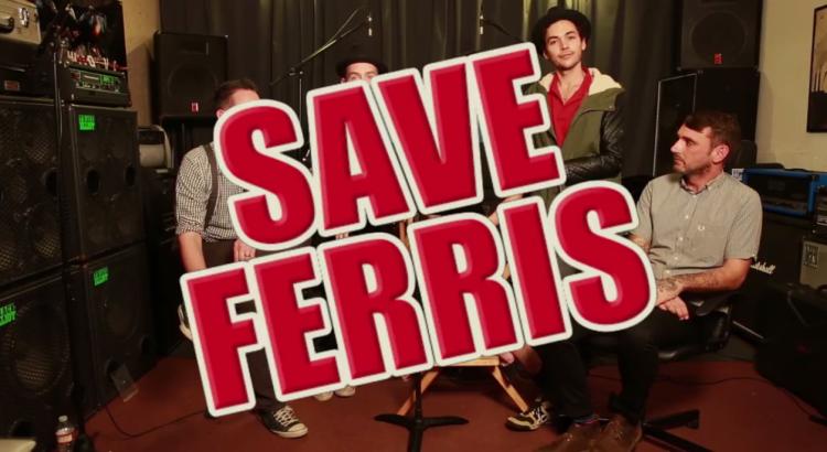 save ferris pledgemusic