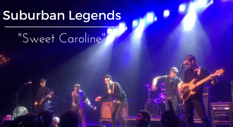 Suburban Legends Sweet Caroline Header