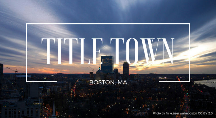 Title Town Ska Festival, Boston, 2016