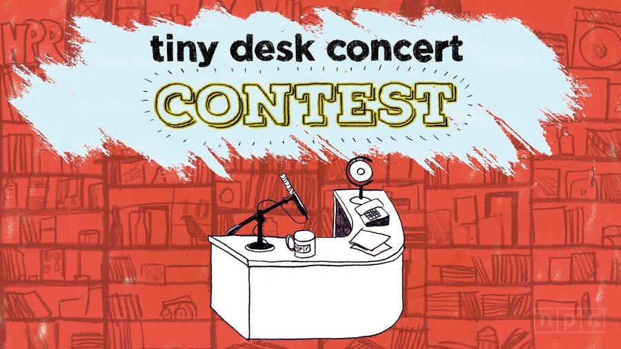 npr tiny desk header