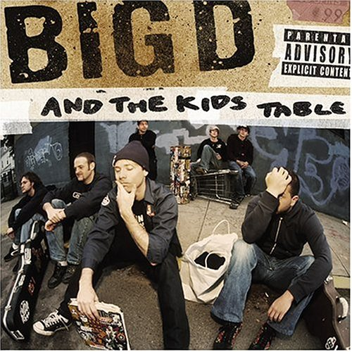Big D and the Kids Table will perform 'How It Goes' start to finish on April 16