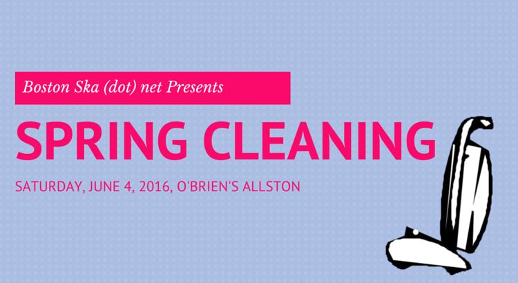 Blog header - Spring Cleaning
