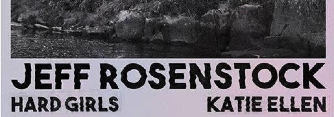Jeff Rosenstock fall 2016 tour banner