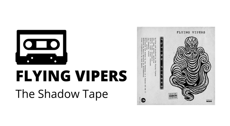 header graphic - flying vipers the shadow tape