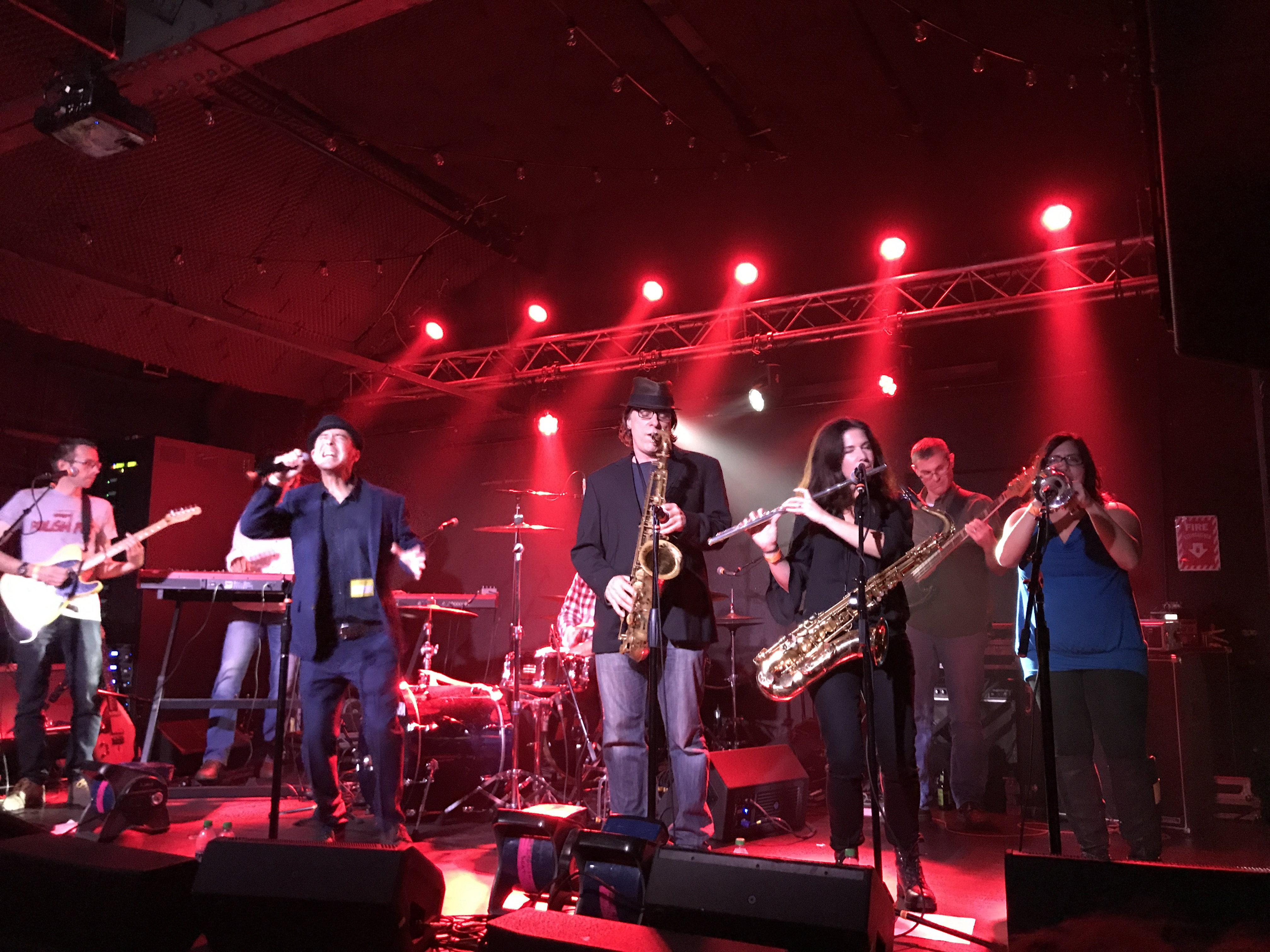 Pressure Cooker performs at Brighton Music Hall
