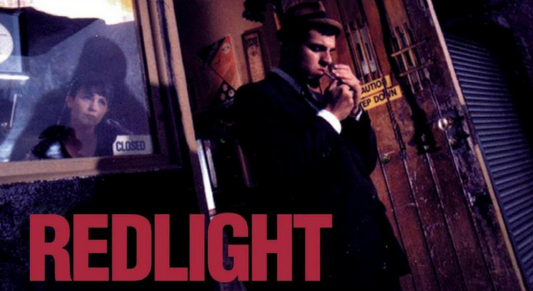 Head graphic with cover art from The Slackers album Redlight