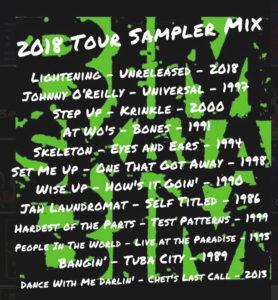 bim skala bim tour mix cover and track list