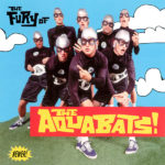 cover art for fury of the aquabats