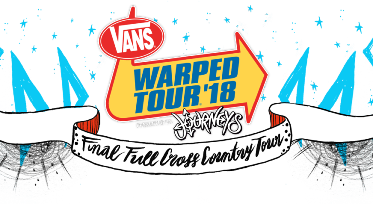 TOP 5 BANDS THAT YOU MUST SEE AT THE LAST VANS WARPED TOUR THIS SUMMER