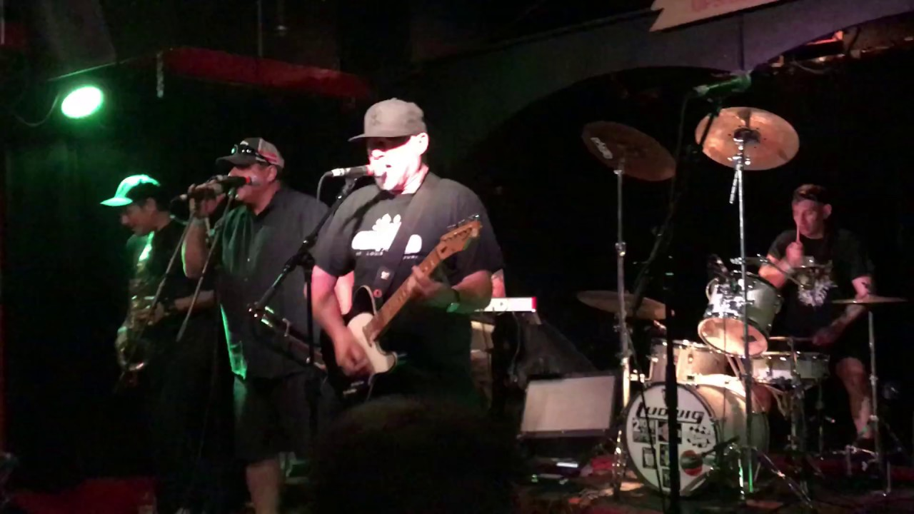 The Toasters Thrill me Up YouTube Thumbnail