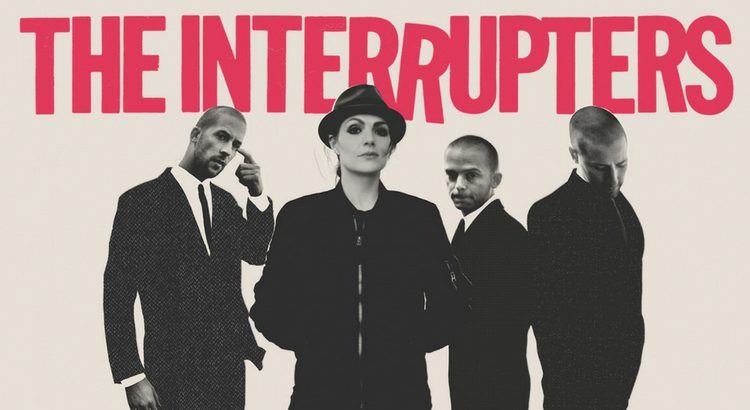 The Interrupters Fight the Good Fight Header