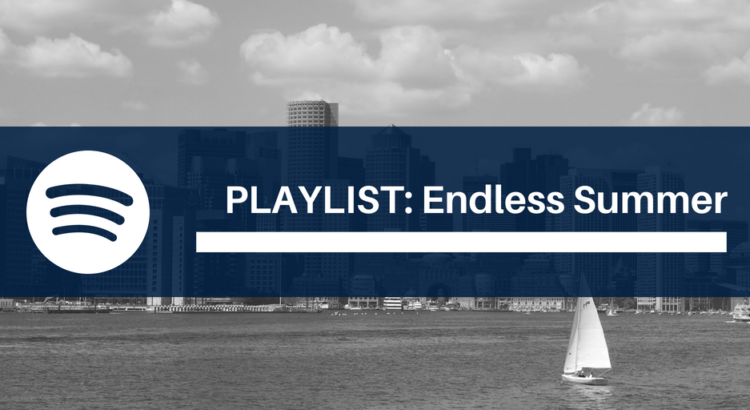 Boston Ska Endless Summer Spotify Playlist Blog Header