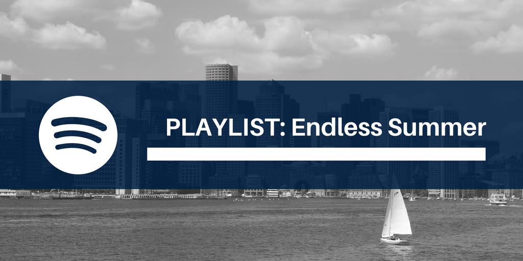 Boston Ska Endless Summer Spotify Playlist Blog Header