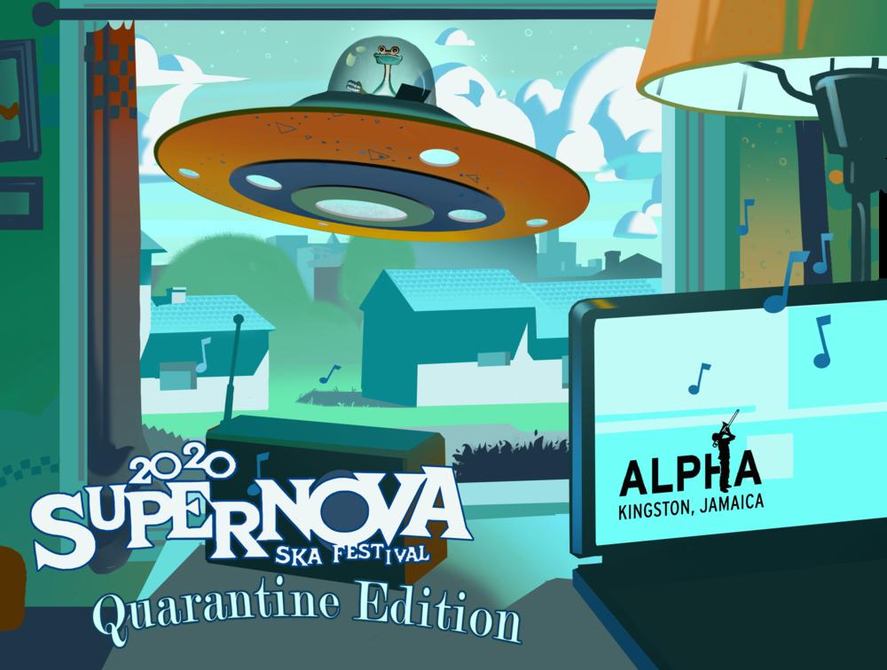 supernova ska festival quarantine edition banner